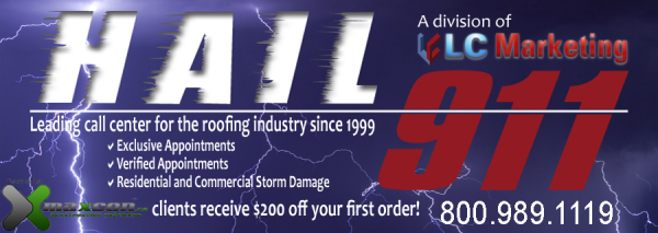Storm Leads for Roofers and Roofing Management Software all in one.